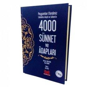 4000 Sünnet Ve Adapları